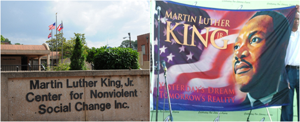 Ross Flags | Flag Honoring Dr. King | MLK Banner